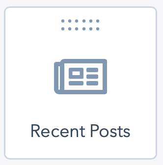 recent-posts-module